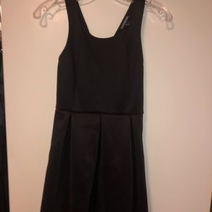 New Black Express Dress